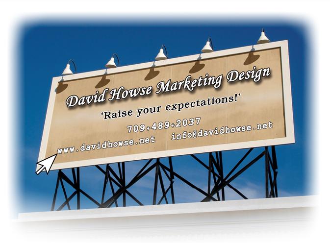 David Howse Marketing Design